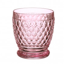 Villeroy and Boch Boston Colored Double Old Fashioned : Rose
