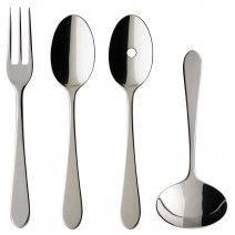 Villeroy and Boch Sereno 4 Piece Serve Set