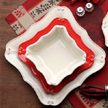 Casafina Vintage Port White Dinnerware