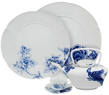 Vista Alegre BLUE BIRD Dinnerware Selection