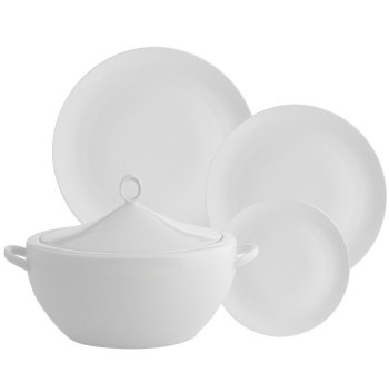 Vista Alegre BROADWAY WHITE Dinnerware Selection