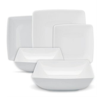Vista Alegre CARRE WHITE Dinnerware Selection