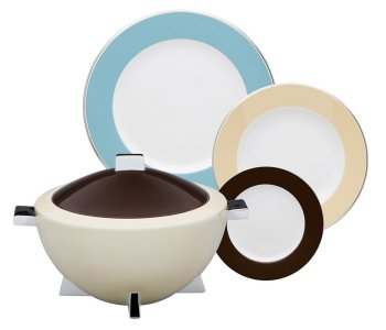 Vista Alegre CHOCOLATE Dinnerware Selection
