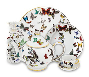 Vista Alegre CHRISTIAN LACROIX - BUTTERFLY PARADE Selection