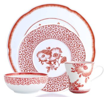 Vista Alegre Coralina Dinnerware Selection