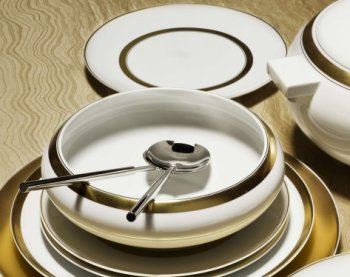 Vista Alegre DOMO GOLD Dinnerware Selection