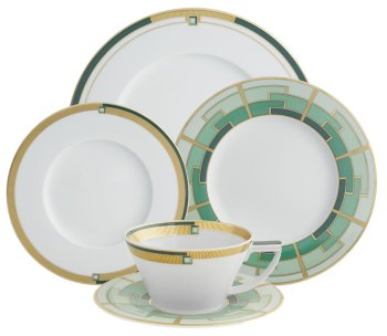 Vista Alegre EMERALD Dinnerware Selection