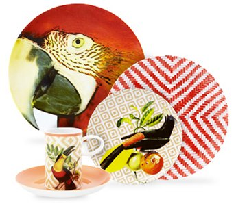 Vista Alegre OHAR O BRASIL Dinnerware Selection