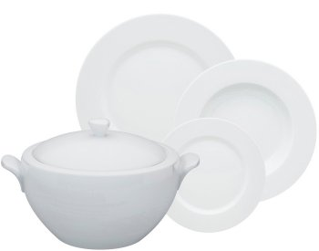 Vista Alegre SPIRIT WHITE Dinnerware Selection