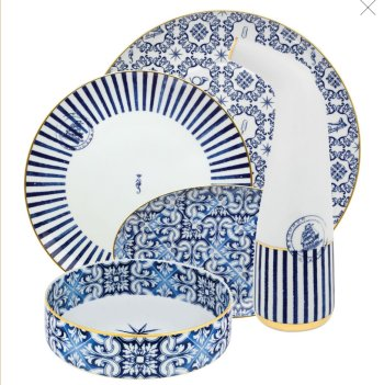 Vista Alegre TRANSATLANTICA Dinnerware Selection