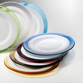 Zafferano STRIP PLATTER Glassware