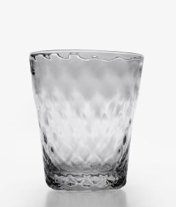 Zafferano Balloton Tumbler  clear - set of 6