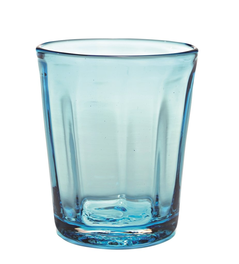 Zafferano Bei Tumbler Aquamarine - set of 6