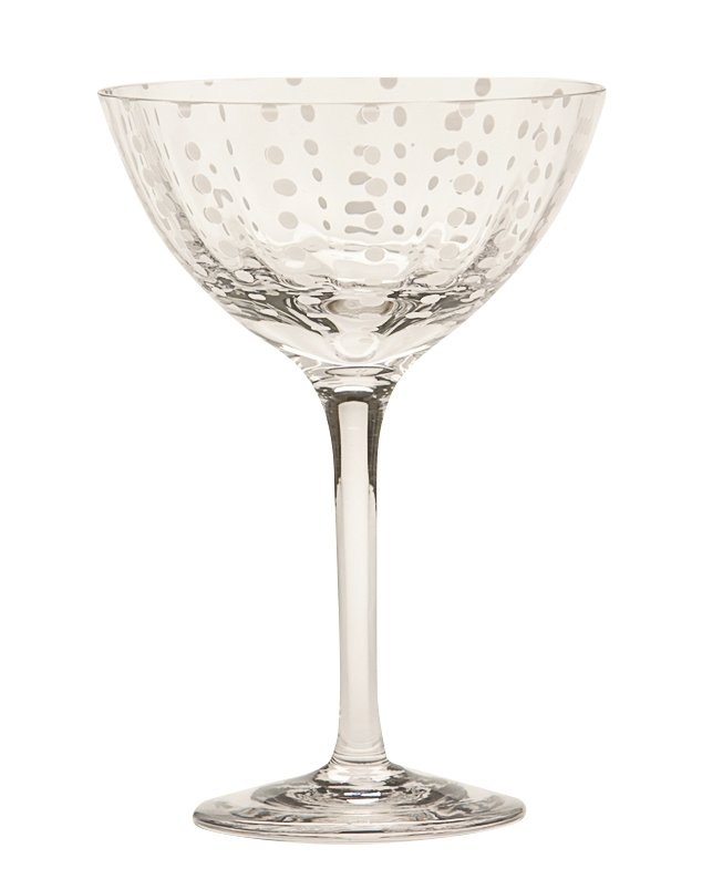 Zafferano Perle Cocktail clear - pair