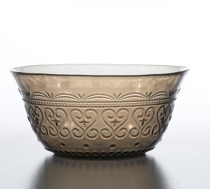 Zafferano Provenzale Bowl Grey