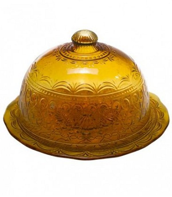 Zafferano Provenzale Cheese/Cake Set Amber