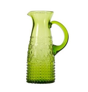 Zafferano Provenzale Carafe Apple Green