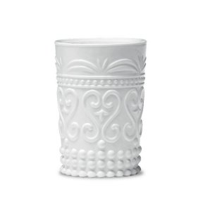 Zafferano Provenzale Tumbler Rock White - set of 6