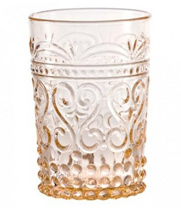 Zafferano Provenzale Tumbler Rock Pink - set of 6