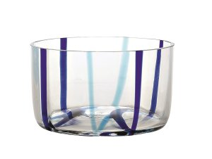 Zafferano Tirache Bowl Aquamarine-Blue - set of 6