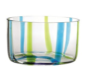 Zafferano Tirache Bowl Aquamarine-Green - set of 6