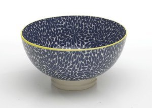 Zafferano Tue Bowl Medium Blue - set of 6