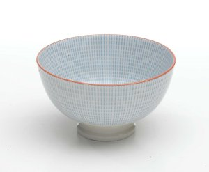 Zafferano Tue Bowl Small Aqua - set of 6