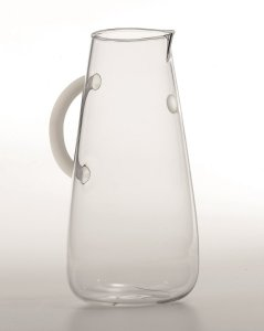 Zafferano Uniche Carafe clear/White