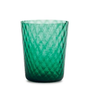 Zafferano Veneziano Tumbler Green - pair