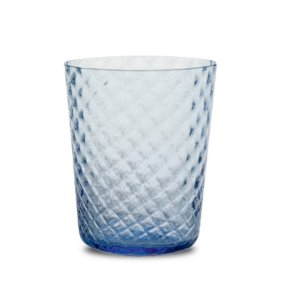 Zafferano Veneziano Tumbler Light Blue - pair