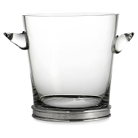 Arte Italica Taverna Glass Ice Bucket