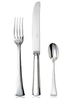 Chambly Olympe 5 piece placesetting -PS, Silverplate