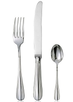 Chambly Seville 5 piece placesetting -PS, Silverplate