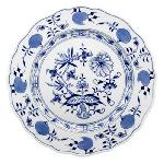 Meissen Blue Onion Cereal Bowl