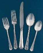 Gorham Fairfax Sterling 4-Piece Dinner Size
