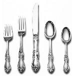 Towle Sterling Queen Elizabeth 4-Pc Place Size