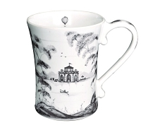 Juliska Country Estate Flint Mug Sporting