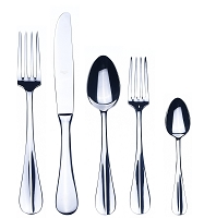 Mepra ROMA 5 Piece Place Setting