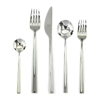 Mepra MOVIDA 5 Piece Place Setting
