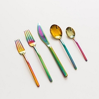 Mepra LINEA RAINBOW 5 Piece Place Setting