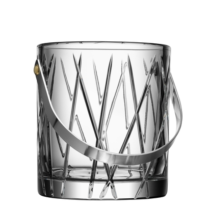 Orrefors City Ice Bucket