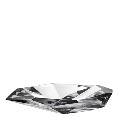 Orrefors Precious Dish (large),2 1/8 x 12 3/8 in.