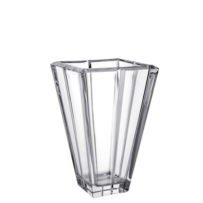 Orrefors Plaza Vase (small),8 3/4 x 5 3/8 in.