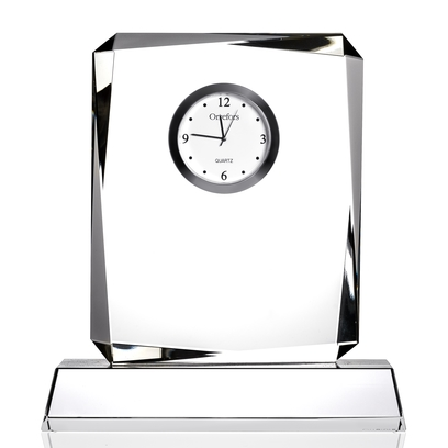 Orrefors Vision Table Clock (large)