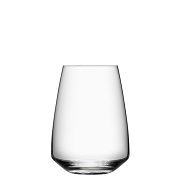 Orrefors Pulse Stemless Wine (set of 4),4 1/5 x 3 in.11 1/ oz.