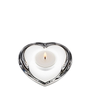 Orrefors Amour Votive,1 3/4 x 4 in.