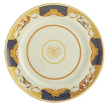 Mottahedeh GOLDEN BUTTERFLY Dinnerware
