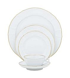 Mottahedeh GOLDEN SOLITUDE Dinnerware