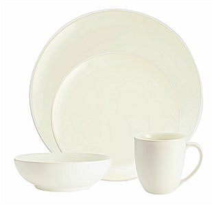 Noritake Colorwave White Dinnerware