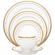 Noritake Hampshire Gold Dinnerware
